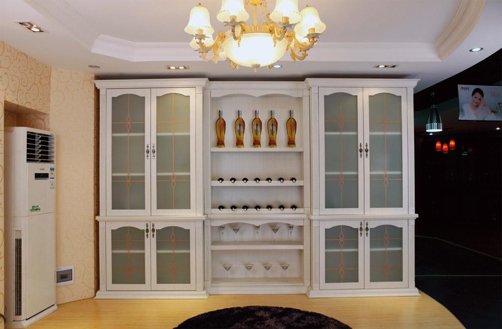 精品板式家具生产线样品案例