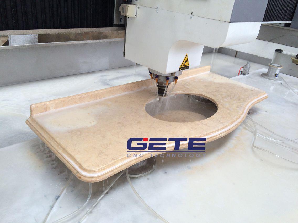 石英石橱柜台面加工中心