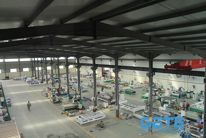 格特机械厂区照片