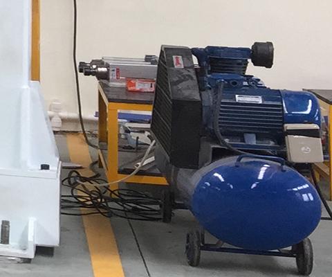 五轴加工中心真空泵