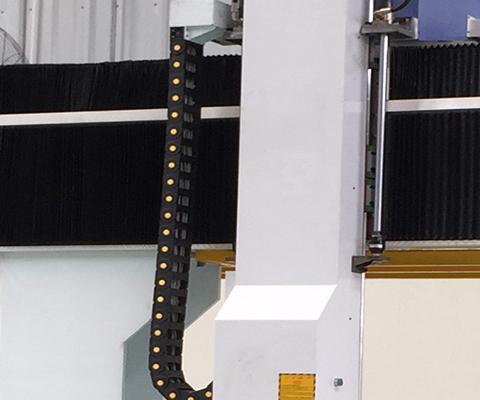 五轴加工中心高柔屏蔽线