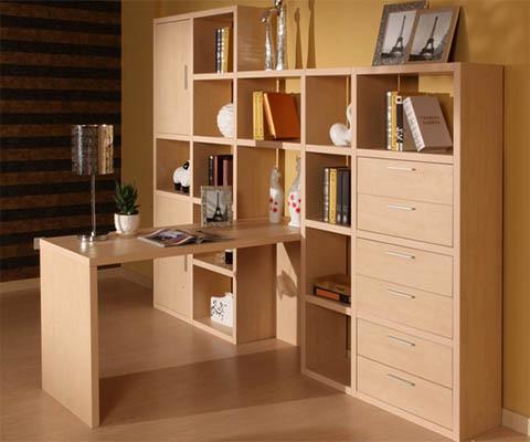 木工加工中心 板式家具加工图