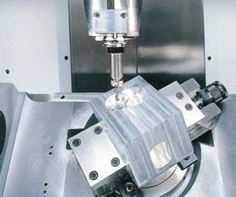 金属模具 四轴模具砥砺机