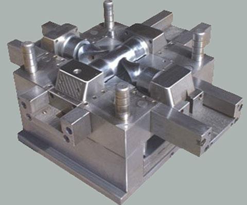 钢材 四轴模具砥砺机