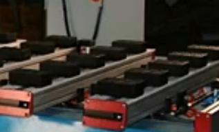 数控排钻减工中心 吸附块