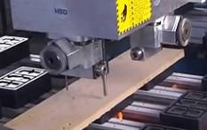数控排钻减工中心 水仄排钻