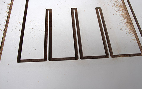 板式家具生产线-双工位加排钻开槽