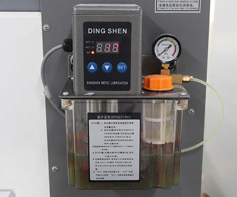 石英石加工中心润滑系统