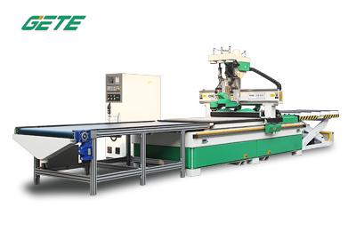 M6-F 全自动双工序加排钻开料机