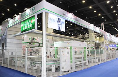 板式家具自动化生产线