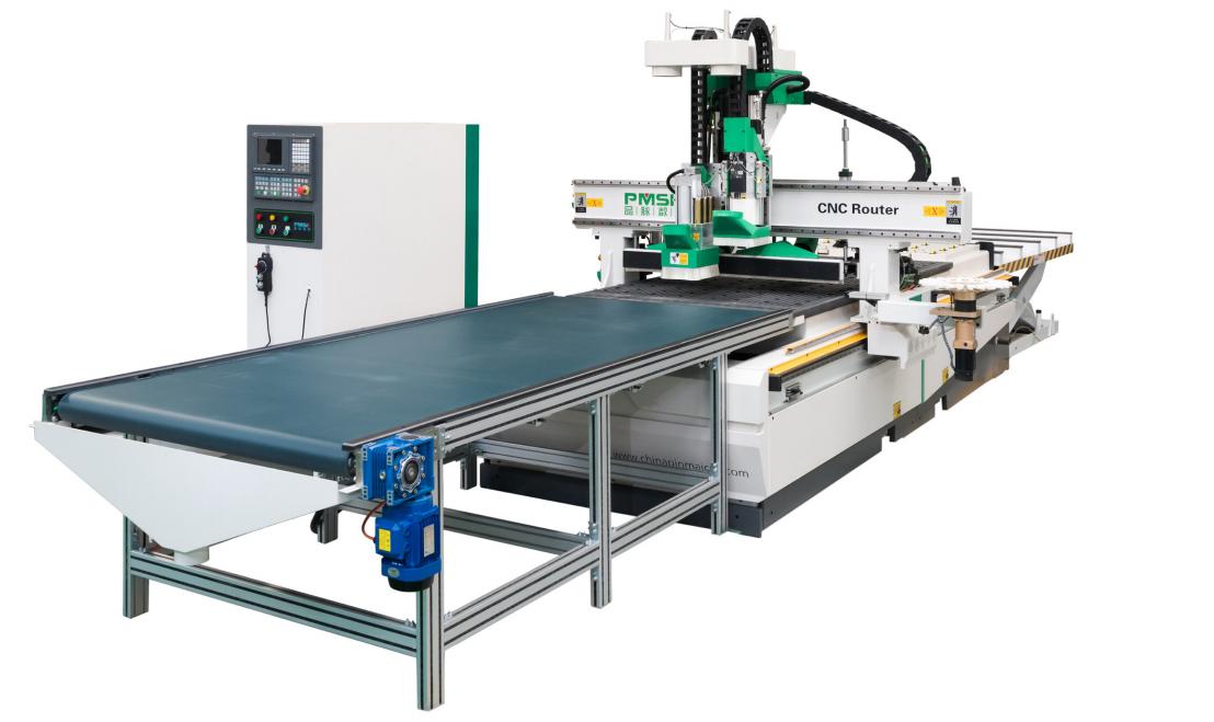 CA48-F 全自动木工加工中心加排钻