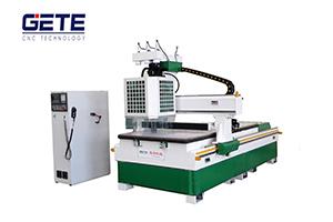 板式家具生产—三工序数控开料机